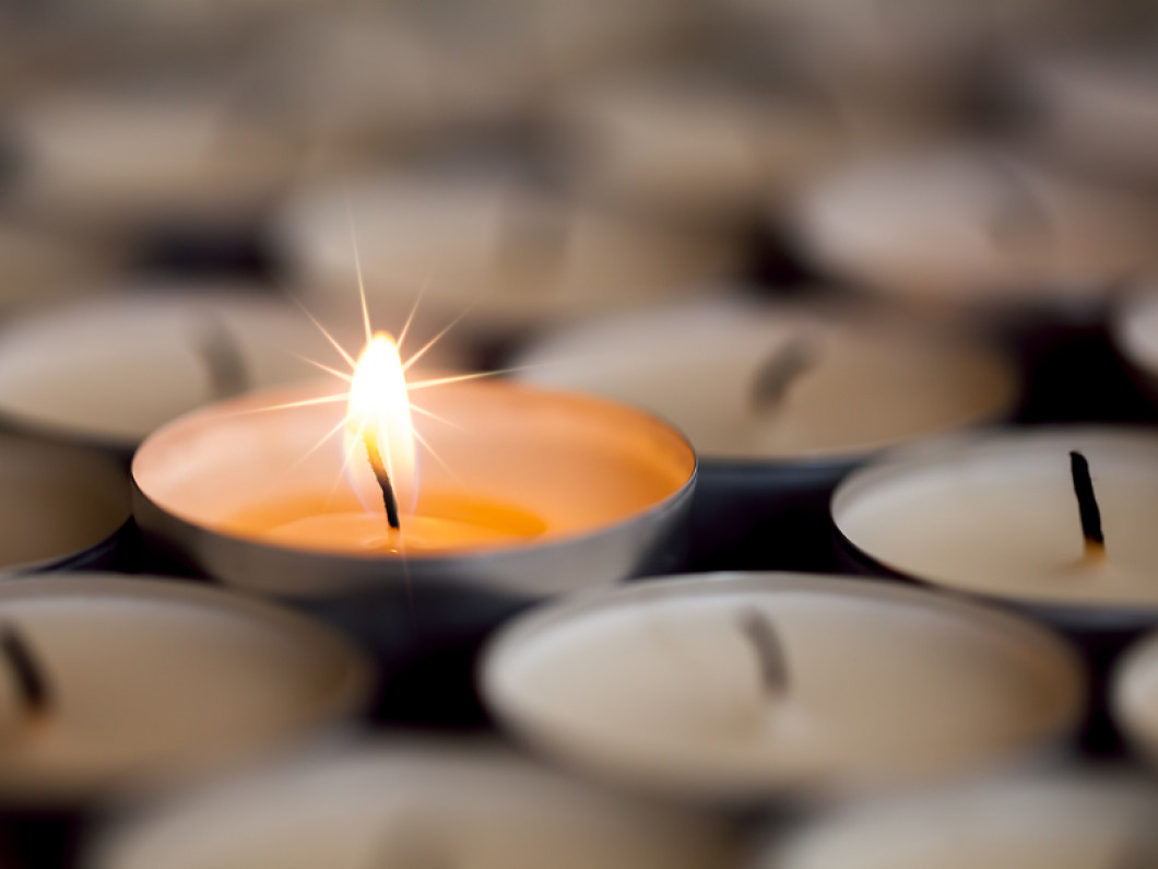 Fire safety about candle making